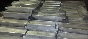 Ballast Weight Lead Ingot (2000 LB)