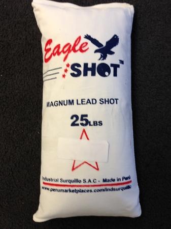 EAGLE MAGNUM LEAD SHOT #7 1/2
