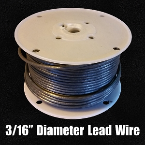 Lead Wire 3/16