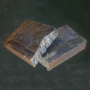 Bismuth 99.99% Ingot (25 lb. - Quantity of 25 Pound)